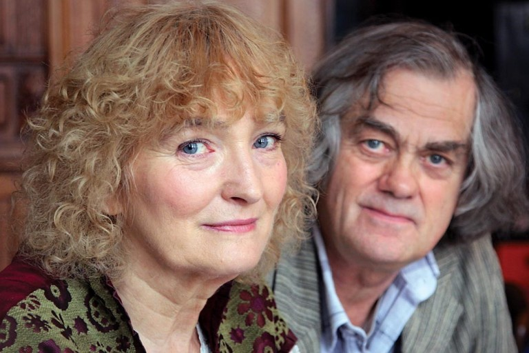 Marleen Thiers en Sigiswald Kuijken